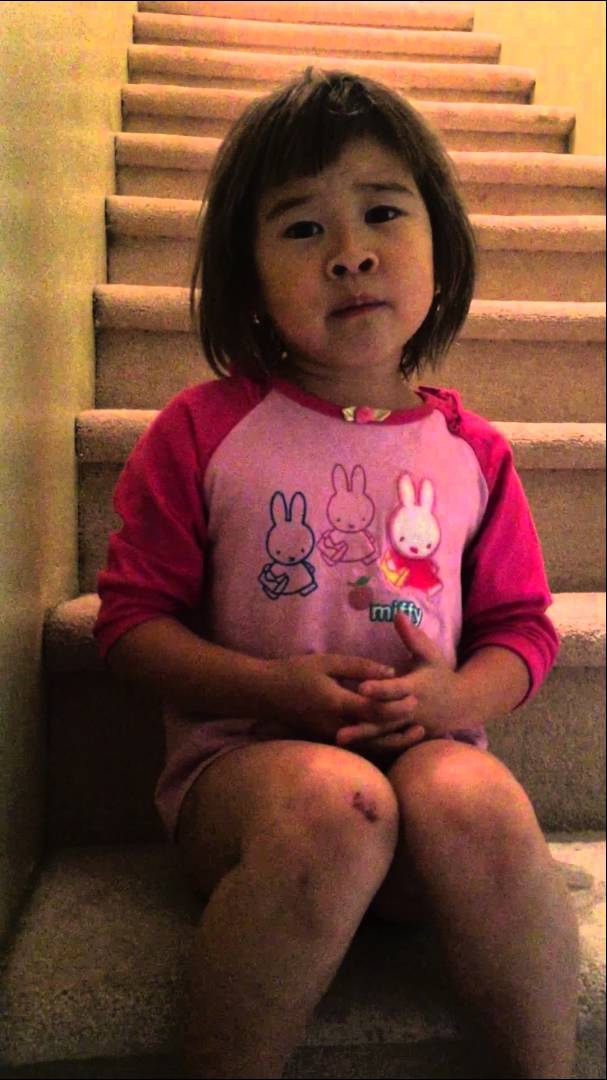 A 6 year old girl give her mom a wake up calls a lesson of life after her parents been divorced