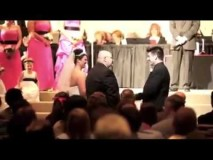 Father of the bride tells heart warmth story