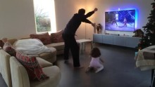 Father sets of hidden camera to catch his daughter doing this