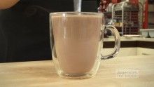 Instant Hot Chocolate in a Mind-Blowing Form