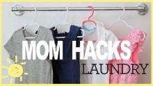 Laundry hacks that will change your life forever