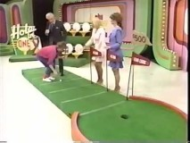 The Price is Right – truly amazing Hole in One game