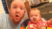 Hilarious Face Swapping
