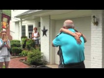 Daughter Surprises Stepdad with Porsche 914