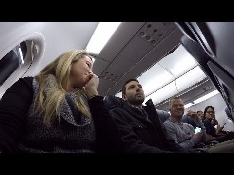 Pilot Surprises Husband By Announcing Wife's Pregnancy on Loudspeaker