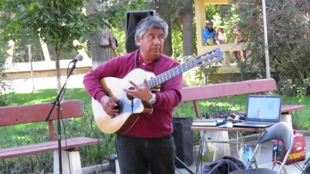 Guitar Maestro Delights Crowds With Sensational Riffs