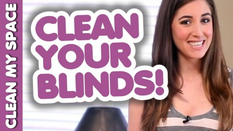 How to Clean Your Blinds! – Horizontal & Vertical Blind Cleaning